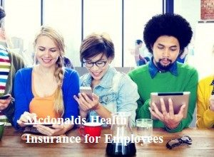 Mcdonalds Health Insurance for Employees