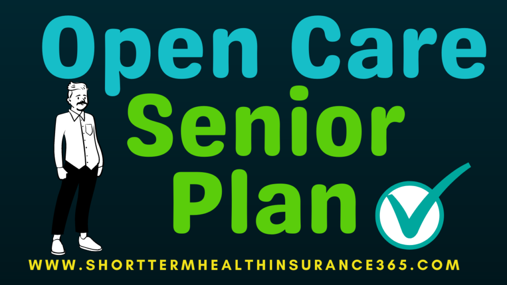 Open Care Senior Plan