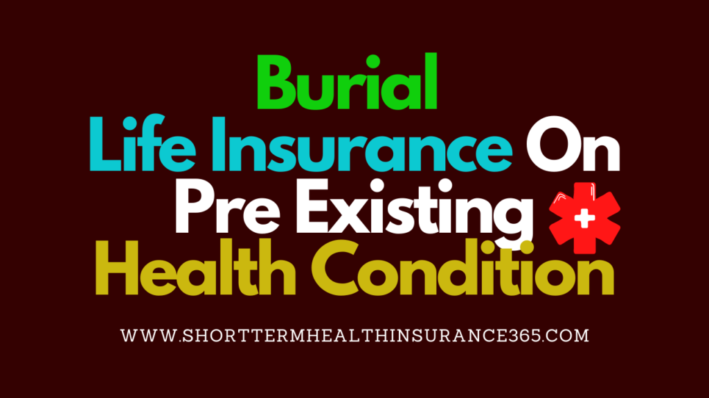Burial Life Insurance